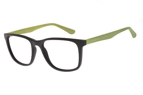 Armação Para Óculos de Grau Masculino Color Match Marrom