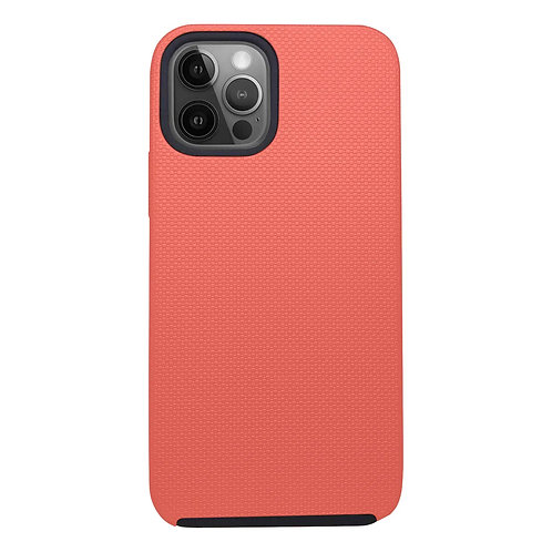 Capa iPhone 12 Pro Max Anti-Impacto III Laranja