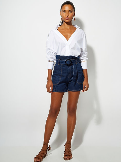 Shorts Le Lis Blanc Micaela Feminino