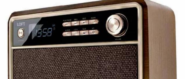 Rádio Retrô D29