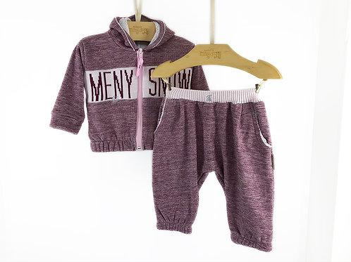Conjunto Moletom Mix Menina Baby
