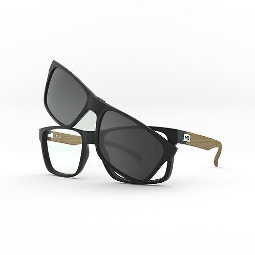 Óculos de Grau HB Polytech 0339 Clip On