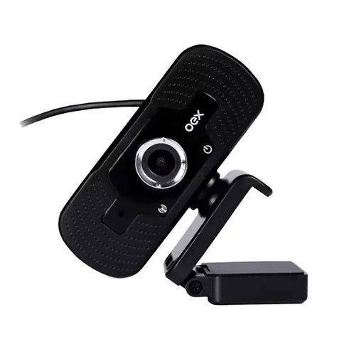 Webcam Pro Full HD W100 Oex
