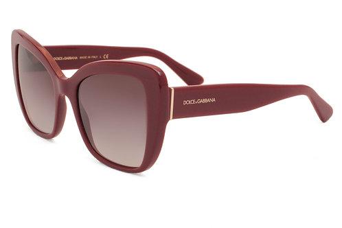 Óculos de Sol Dolce & Gabbana Bordô