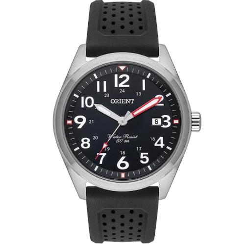 Relógio Orient Masculino Analógico Preto