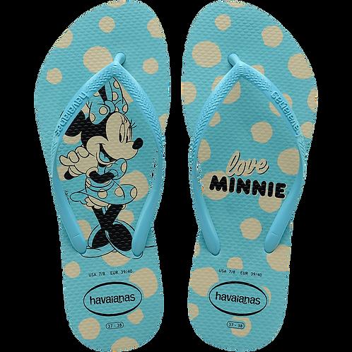 Sandalia Havaianas Slim Disney