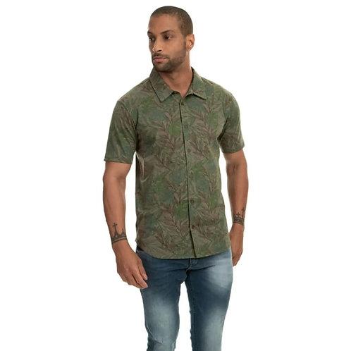 Camisa Mc Full Print Tropical