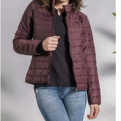 Jaqueta de Matelassê Feminina
