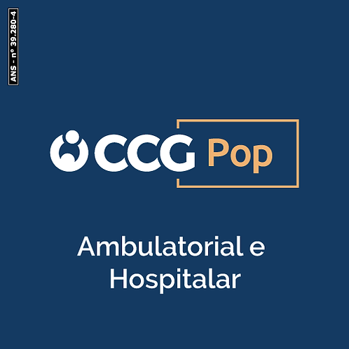 Plano POP Ambulatorial + Hospitalar a partir de