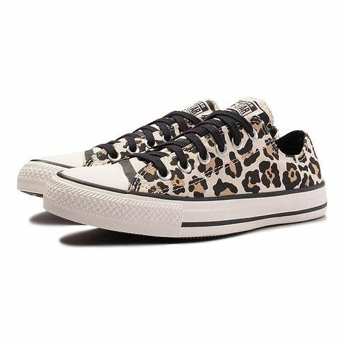 Tênis Converse All Star Low Leopard