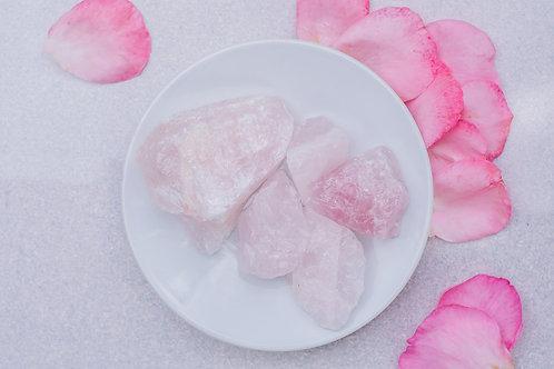 Pedra Quartzo Rosa