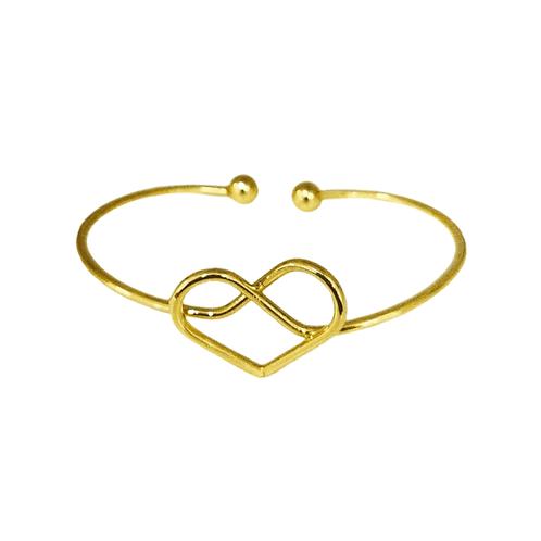 Bracelete Delicado Coração