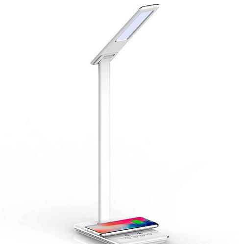 Luminária Design Com Carregamento Wireless
