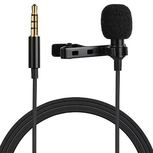 Microfone de Lapela Live Mic P2