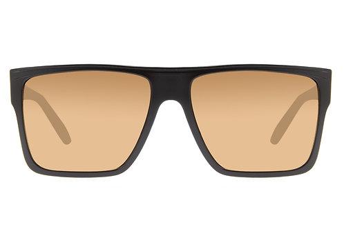 Óculos de Sol Unissex Chilli Beans Essential Marrom