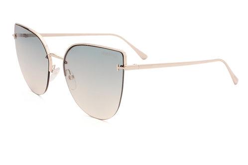 Óculos de Sol Feminino Tom Ford Azul Degradê