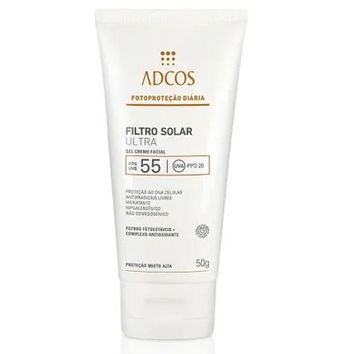 Filtro Solar Ultra FPS 55 Gel Creme a partir de