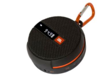 Caixa de Som JBL Wind 2 Bluetooth Preta