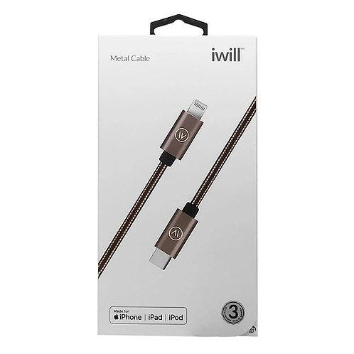 Cabo MFi para USB-C iwill