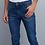 Thumbnail: Calça Jeans Slim Masculina Azul Escuro