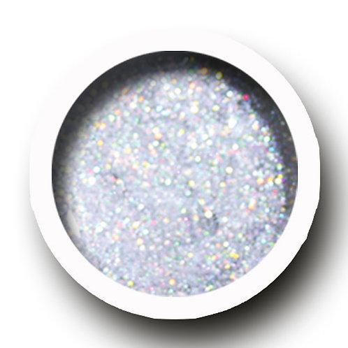 Colorgel Glitter Effekt Silber