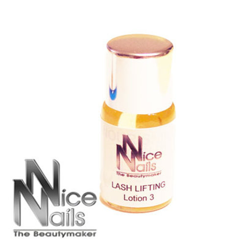 Premium Lash Lifting Lotion 3