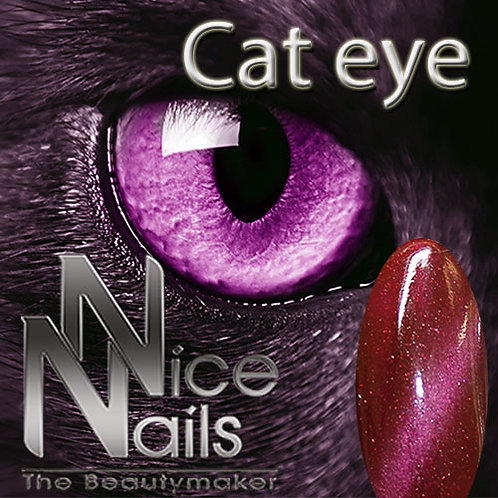 Cat Eye Gel Red