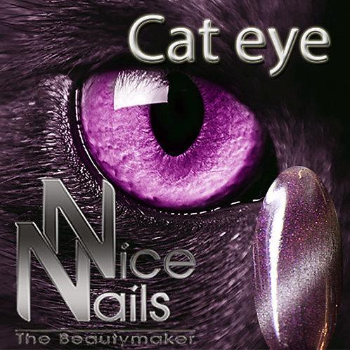 Cat Eye Gel Satin Lila