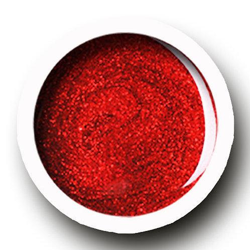 Colorgel Glitter Rot