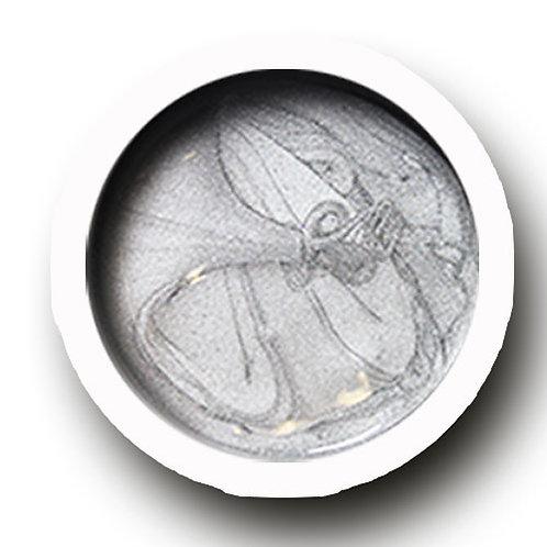 UV Malfarbe Chrome Silber