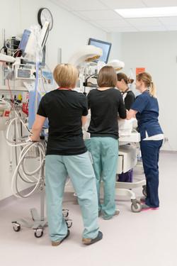 resuscitation team