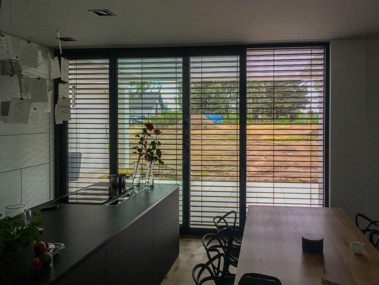 aluminiowe drzwi tarasowe do domu nowoczesne energooszczędne warszawa