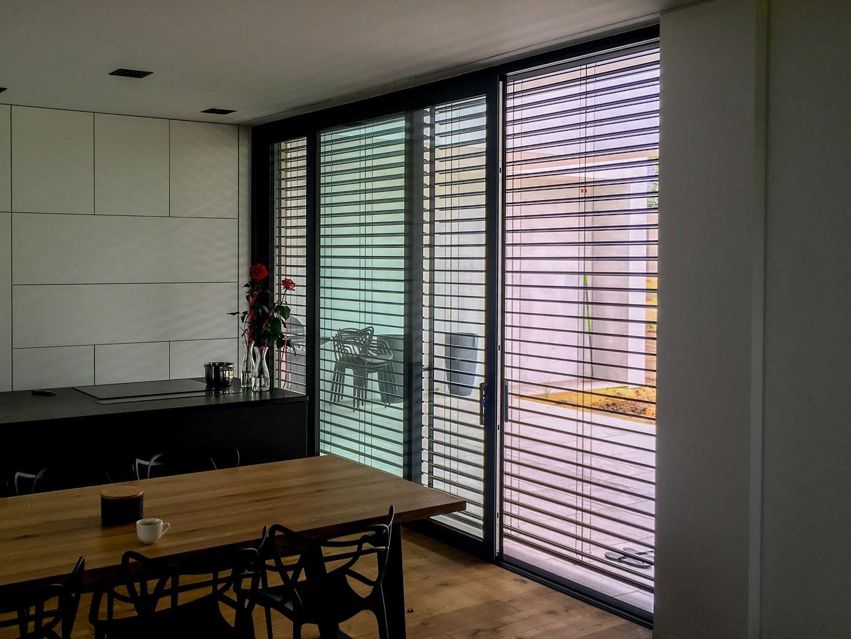 ciepłe drzwi i okna aluminiowe producent ślusarki stolarki