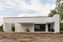 nowoczesne budownictwo pasywne energooszczędne drzwi okna aluminiowe tarasowe producent aluminium ok