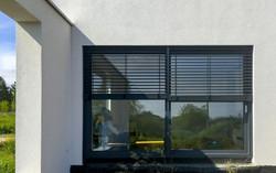 drzwi na taras podnoszono przesuwne HST HS PSK HSK okno tarasowe balkonowe produkcja oknowent