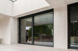 okno drzwi tarasowe aluminiowe ślusarka