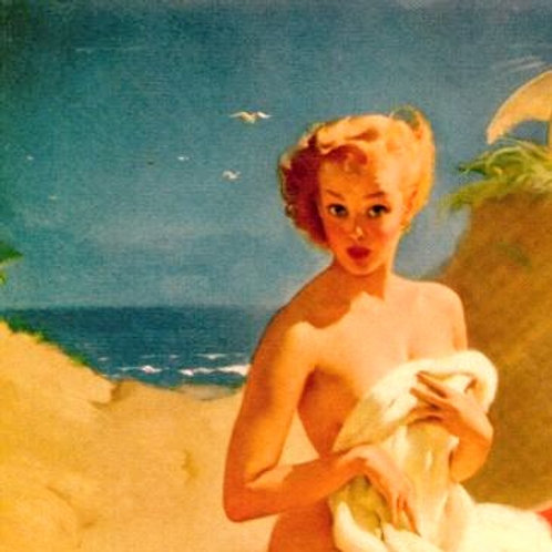 Peach on the Beach 30 ml, 100 ml, 250 ml