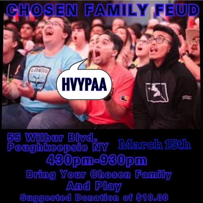 CHOSEN FAMILY FEUD! 3/15
