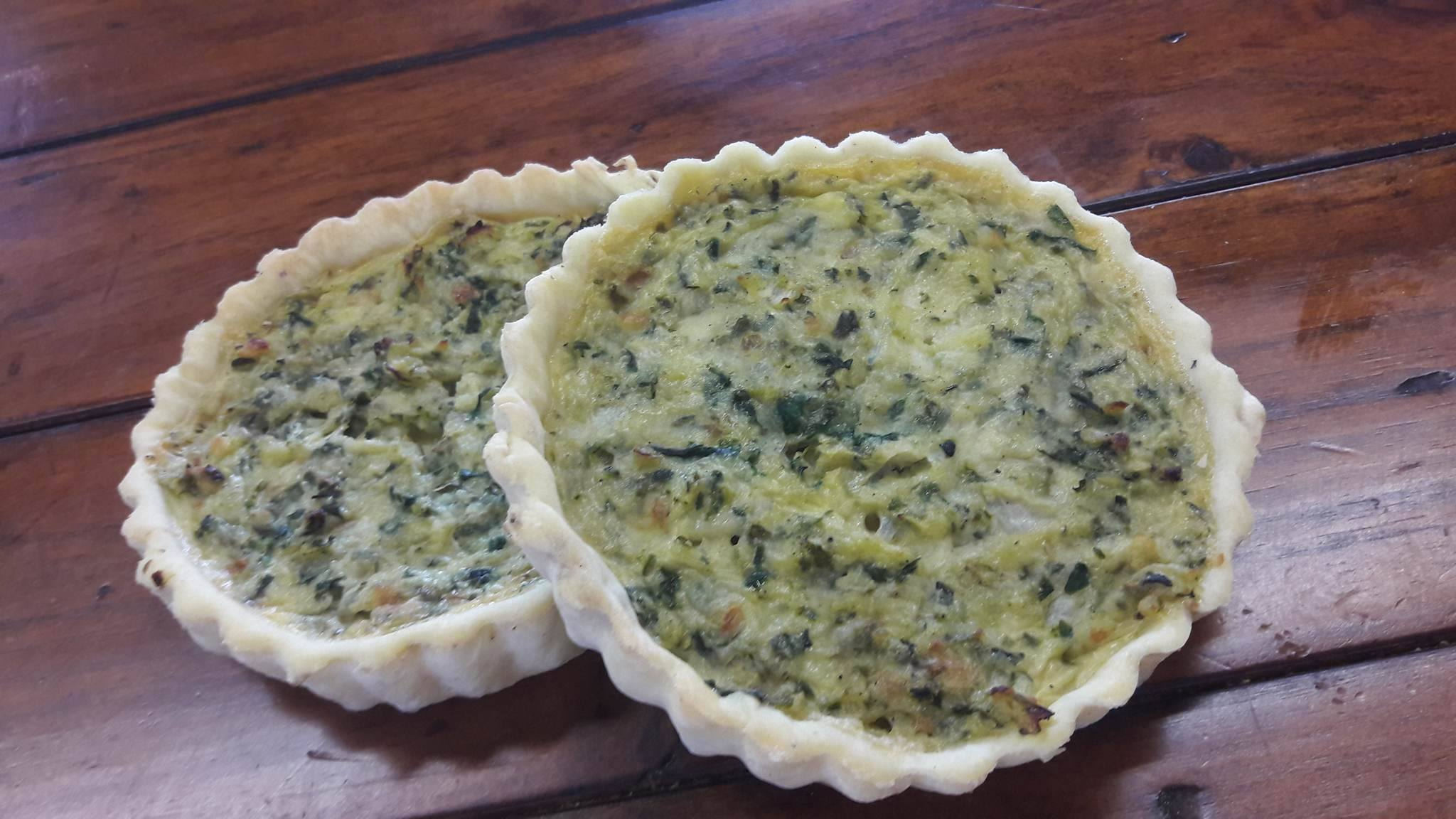 quiche christchurch