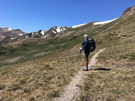 Collegiate West Part 3 - Big Day, Big Views, Big Climbs