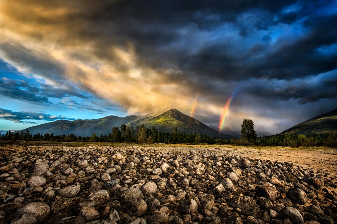 Kuskanax Rainbow - Nakusp, BC