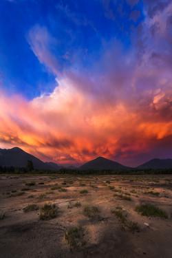 Kuskanax Sunsets II - Nakusp, BC