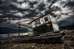 Coming Storm - Nakusp, BC