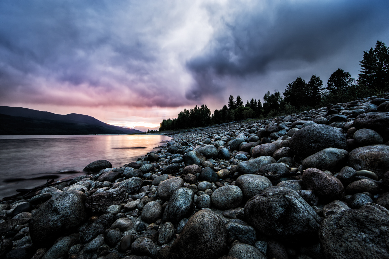 Stone Shore - Nakusp, BC