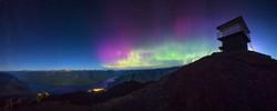 Northern Lights - Idaho Peak, BC