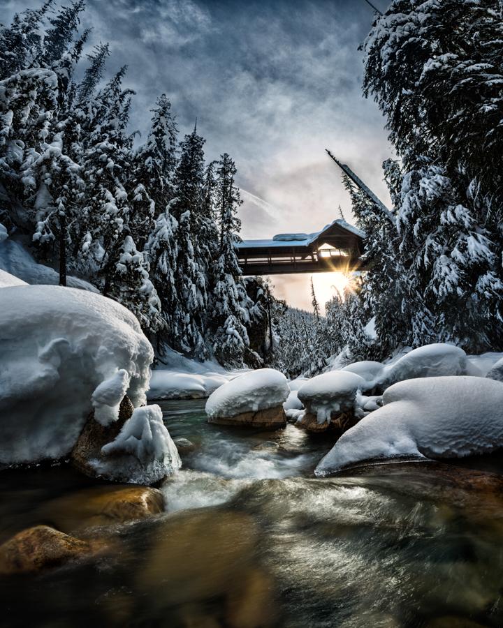 Kuskanax Creek - Nakusp, BC