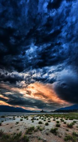 Strange Skies - Nakusp, BC