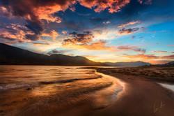 Kuskanax Sunsets - Nakusp, BC