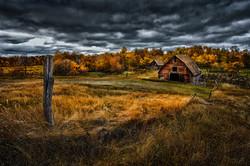 Old Farmhouse - Saskatchewan