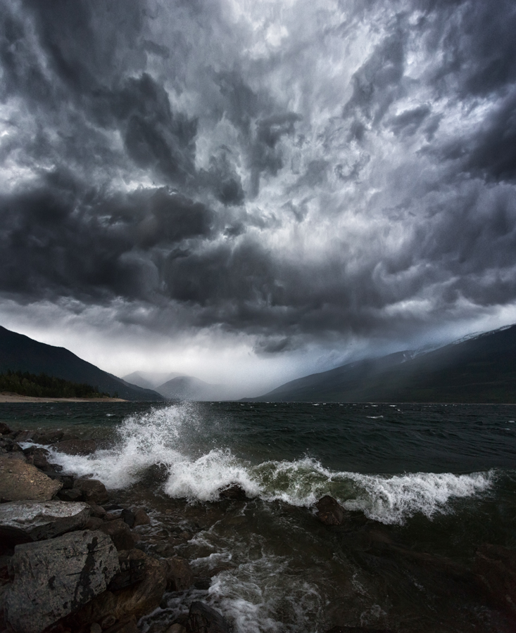 Storm III - Nakusp, BC